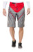 ONeal Element FR GM 15 Shorts Men red/grey